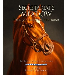 """Secretariat's Meadow"" by Kate Tweedy"