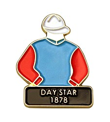 1878 Day Star Tac Pin