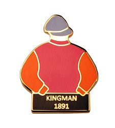 1891 Kingman Tac Pin