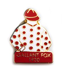 1930 Gallant Fox Tac Pin