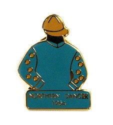 1964 Northern Dancer Tac Pin