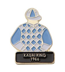 1966 Kauai King Tac Pin
