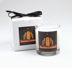 Bourbon Cocktail Candle