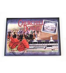 Churchill Downs Photo Magnet