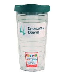 Churchill Downs Tervis Tumbler 16 Ounces
