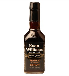 Evan Williams 15 oz Bourbon Syrup