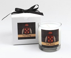 Hot Toddy Candle