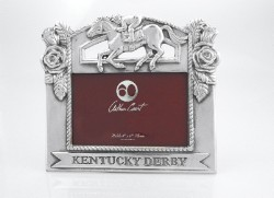 Kentucky Derby 4x6 Frame by Arthur Court