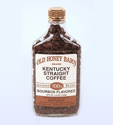 Kentucky Straight Bourbon Coffee Beans