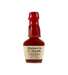 Maker's Mark 2 oz Gourmet Barbeque Sauce