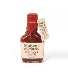 Maker's Mark 8 oz Gourmet Barbeque Sauce