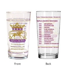 2015 Triple Crown Glass