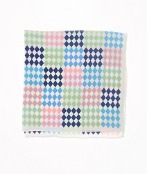 Vineyard Vines Patchwork Pocket Square