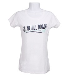 Juniors' Churchill Downs Racing Horse Tee
