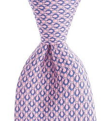 Vineyard Vines Geometric Horseshoe Tie