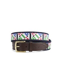 Vineyard Vines Patchwork Belt,1A19515-998