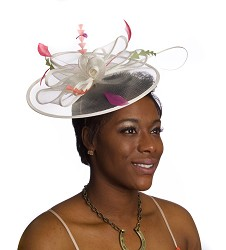 The Halo Bow Fascinator