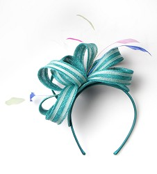 The Loopy Fascinator