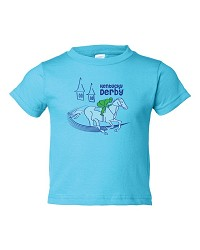 Horse & Spires Kentucky Derby Toddler Tee