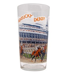 1979 Official Derby Glass