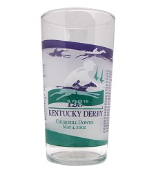 2002 Official Derby Glass