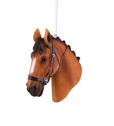 Dolan Dressage Horse Ornament