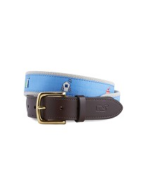 Vineyard Vines 2017 Jockey Silks Belt