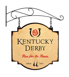 Kentucky Derby 143 Nylon Flag