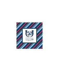 Kentucky Derby 143 Beverage Napkin