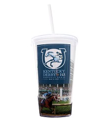 Kentucky Derby 143 Full Wrap Tumbler