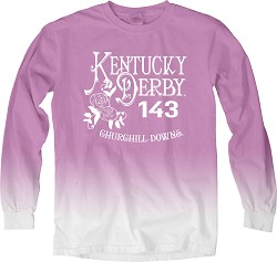 Kentucky Derby 143 Tin Roof Ombre Tee