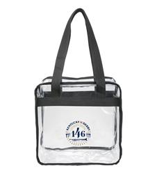 Kentucky Derby 143 Clear Tote Bag