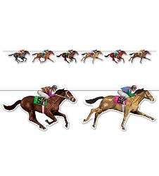 Race Horse Streamers