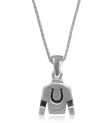 Jockey Silks Necklace