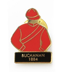 1884 Buchanan Tac Pin