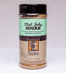 Mint Julep Sugar by Bourbon Barrel Foods,MJSTC--10OZ