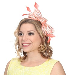 The Horsehair Bow Fascinator