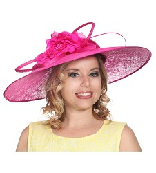The Vintage Boater Fascinator