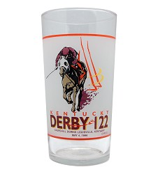 1996 Official Derby Glass,Derby Glasses-1990s