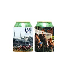 Kentucky Derby 143 Collapsible Coozie,43467 COOZIE