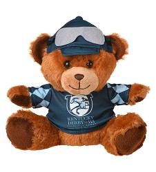 Kentucky Derby 143 Jockey Bear,B10HRSMU14SHBRNKYD