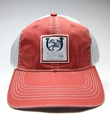 Kentucky Derby 143 Pigment Dyed Mesh Back Cap,E47PDM 143G1