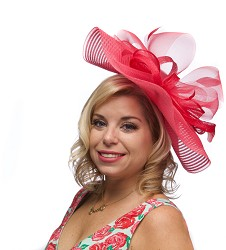 The Crinoline Fascinator