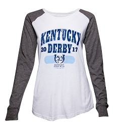 Kentucky Derby 143 Elbow Patch Tee