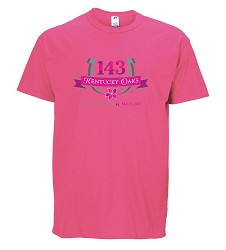 Kentucky Oaks 143 Official Logo Tee