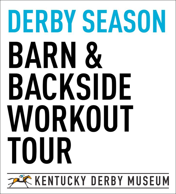Derby Season Barn and Backside Workout Tour