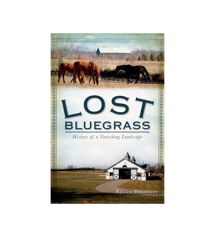 """""""Lost Bluegrass: ...Vanishing Landscape"""" by Dreistadt"""