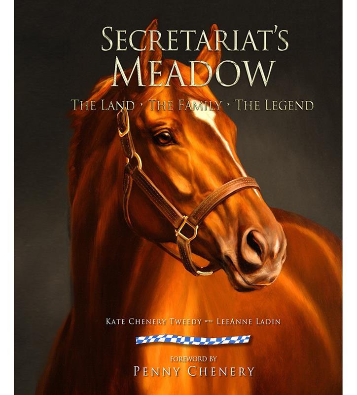 """""""Secretariat's Meadow"""" by Kate Tweedy"""