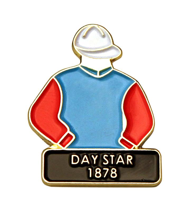 1878 Day Star Tac Pin,1878