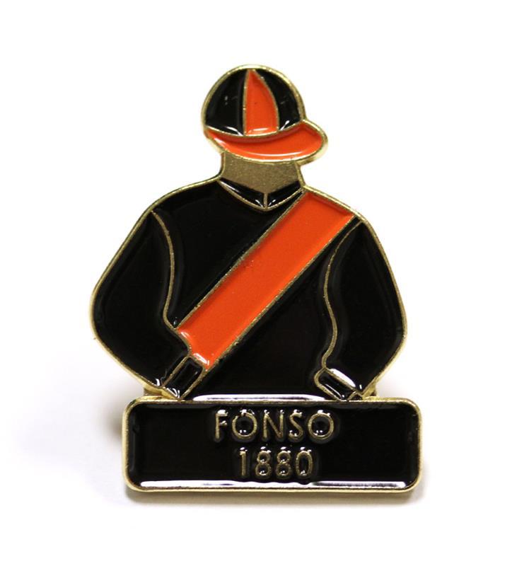 1880 Fonso Tac Pin,1880